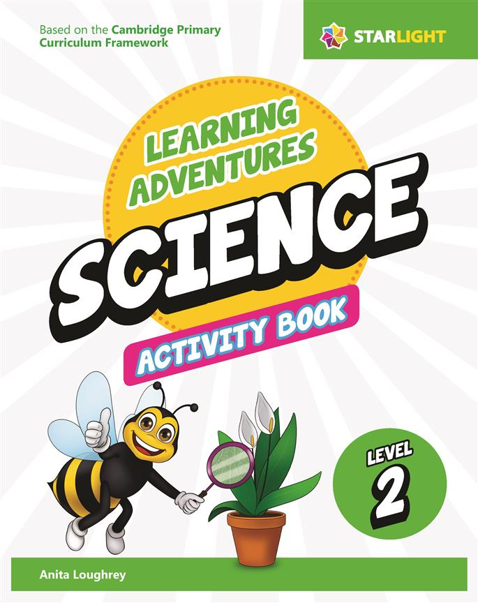 Learning Adventures Science Activity Book 2