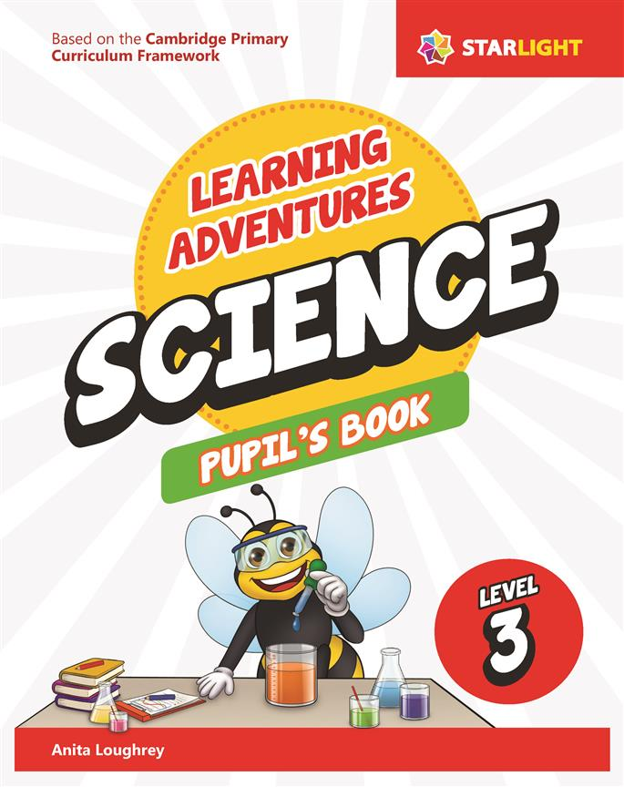 Learning Adventures Science Pupil's Book 3