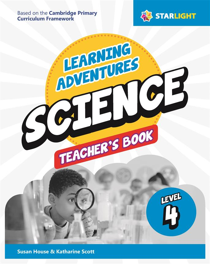 Learning Adventures Science Teacher's Book 4