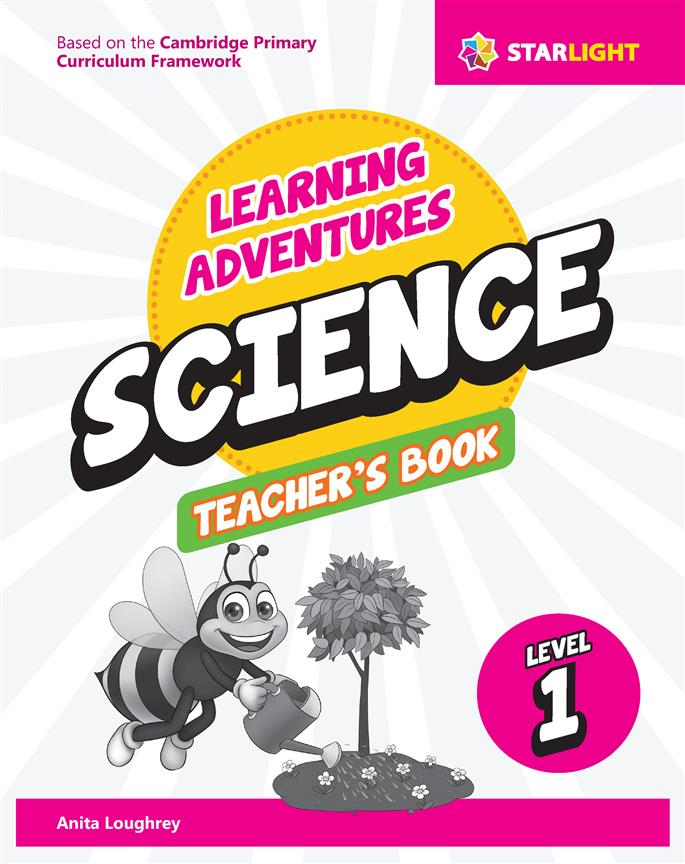Learning Adventures Science Teacher's Book 1