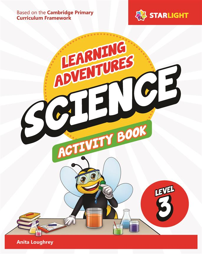 Learning Adventures Science Activity Book 3