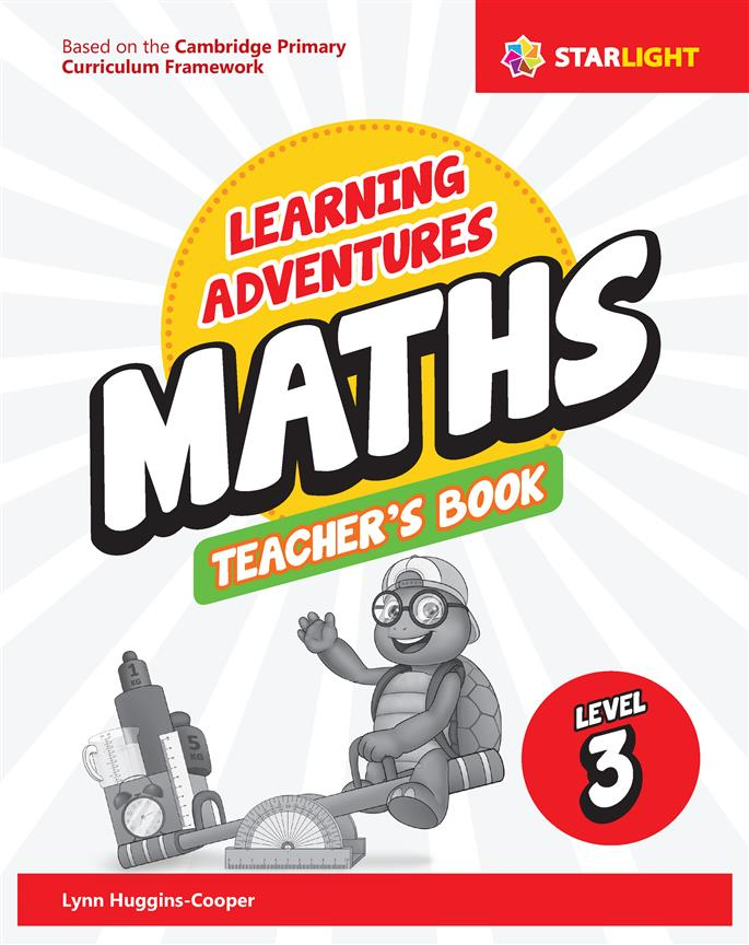 Learning Adventures Maths Teacher's Book 3