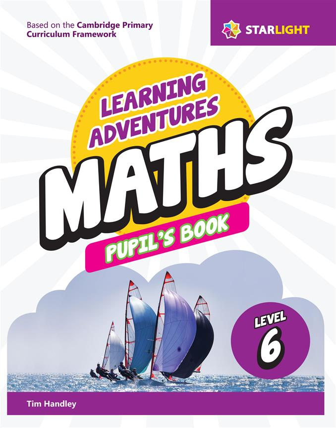 Learning Adventures Maths Pupil's Book 6
