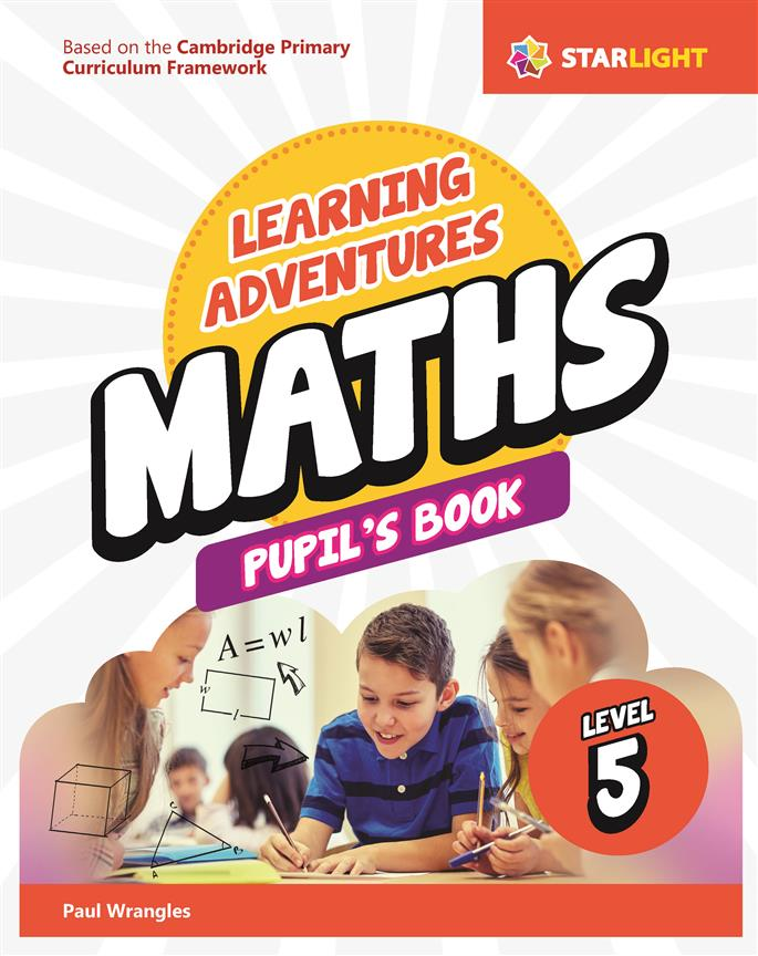 Learning Adventures Maths Pupil's Book 5