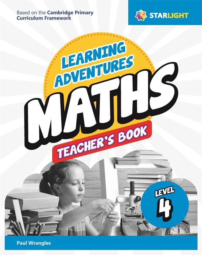 Learning Adventures Maths Teacher's Book 4