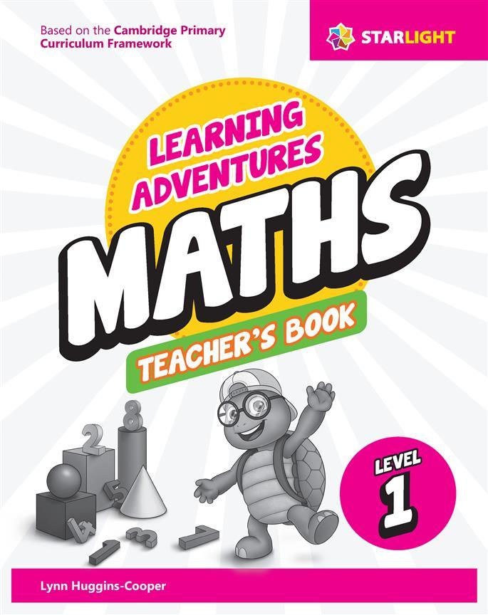Learning Adventures Maths Teacher's Book 1