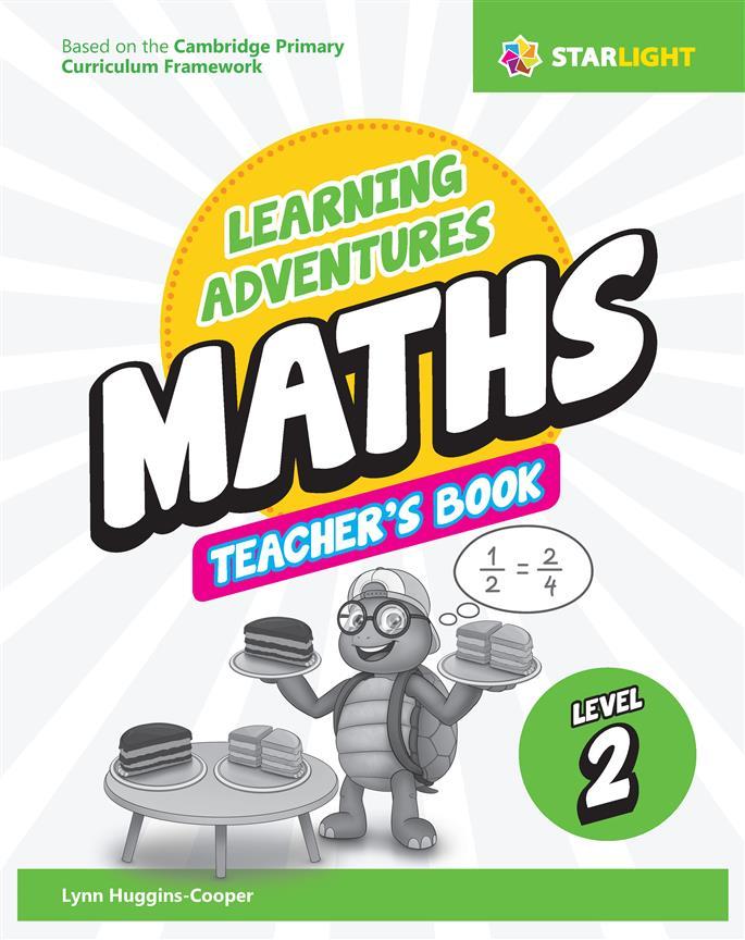 Learning Adventures Maths Teacher's Book 2