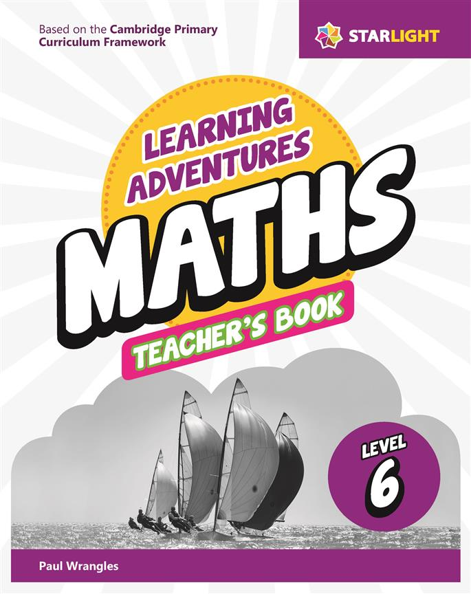 Learning Adventures Maths Teacher's Book 6