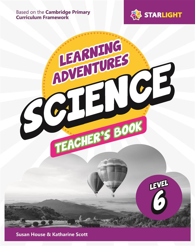 Learning Adventures Science Teacher's Book 6