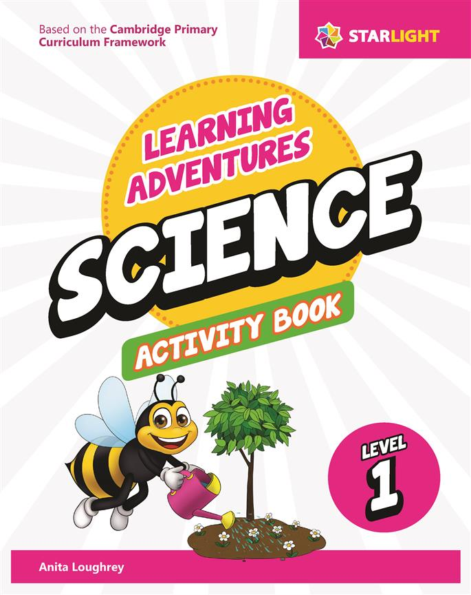 Learning Adventures Science Activity Book 1
