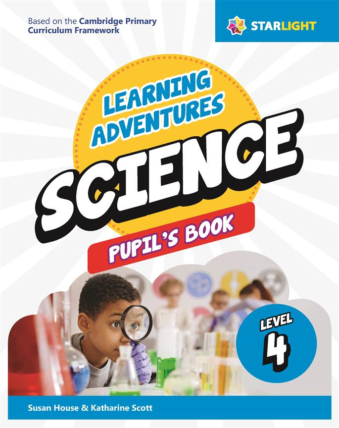 Learning Adventures Science Pupil's Book 4