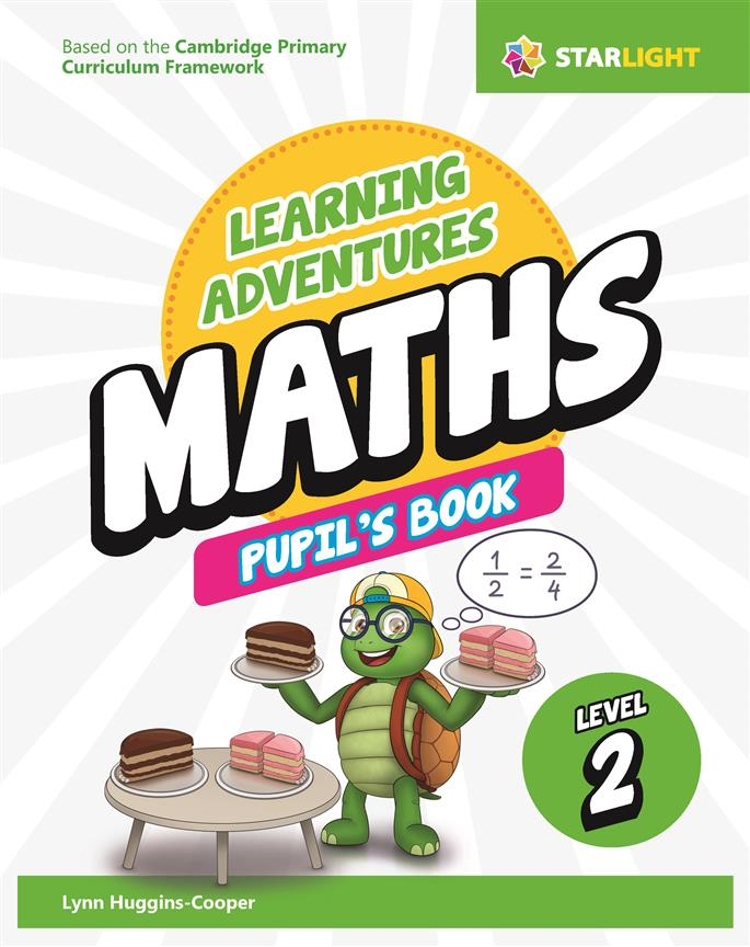 Learning Adventures Maths Pupil's Book 2