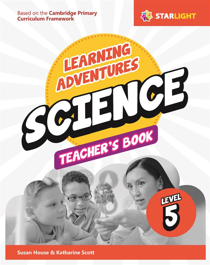 Learning Adventures Science Teacher's Book 5